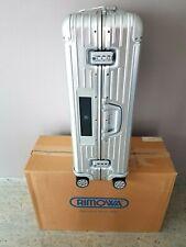 Rimowa✈ Lufthansa Version ✈ XL+E-Tag Aluminium NG MW 🕶 SELTEN🕶