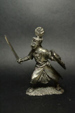 Tin soldier Knight vassal of the Bishop of Dorpat figure metal soldiers 54 mm