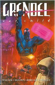 Dark Horse Grendel: War Child Ltd Ed. Hardcover