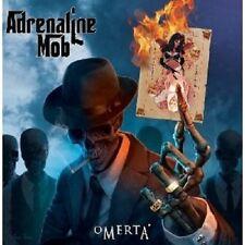 "ADRENALINE MOB ""OMERTA""  CD ----11 TRACKS---- NEU"