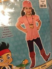 Disney Jake e The Neverland Pirati Izzy Costume di Halloween