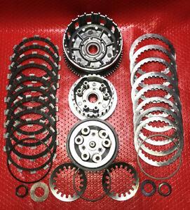 06-07 suzuki gsxr 750 complete clutch basket plates se10
