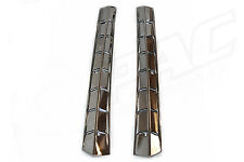 MAZDA RX3 /808 COUPE REAR PILLAR VENTS- CHROME