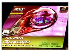NEW DUAL VGA MONITOR WINDOWS 7 PCI VIDEO CARD NVIDIA NVS 280 64MB DDR