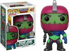 Trap Jaw Masters of the Universe MotU POP! Television #487 Vinyl Figur Funko