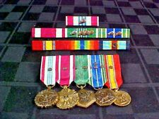 5 Mini Medals & Ribbons for U.S. Army