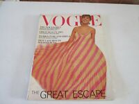 Vogue (UK Edition) Magazine – March 15th 1967  - Issue 4
