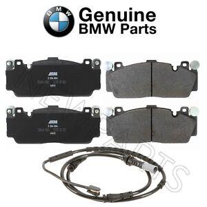For Front Brake Pad Set & Wear Sensor Genuine BMW F06 F10 F12 F13 M5 M6 GC