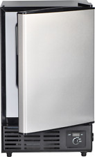 Smeta Stainless Steel Electric Compact Build-in Automatic Ice Cube Maker Machine