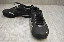 PUMA Tazon 6 FM 189874 03 Running Shoe, Men's Size 8, Black