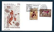 SPAIN - SPAGNA - 1975 - Europa. Dipinti del XII secolo - (C)