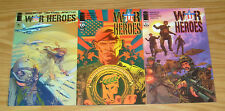 War Heroes #1-3 VF/NM complete series - mark millar - tony harris - image comics