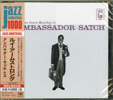 LOUIS ARMSTRONG-AMBASSADOR SATCH-JAPAN CD Ltd/Ed B63