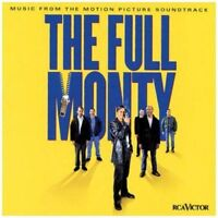 The Full Monty (Motion Picture Soundtrack) [New & Sealed] CD