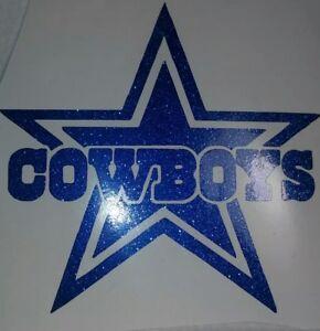Dallas Cowboys Decal Star We Dem Boys DC4L