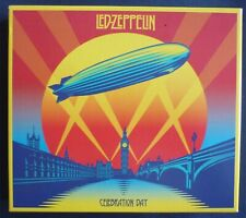 LED ZEPPELIN CELEBRATION DAY CD/DVD 2012