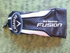LADIES * NEW * Callaway 2015 BIG BERTHA FUSION FAIRWAY WOOD Headcover