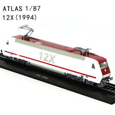 1:87 ATLAS EDITIONS 12X (1994) COLLECTIONS LIMITED Train Model