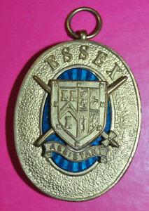 Essex Past Provincial Assistant Grand Pursuivant masonic collar jewel