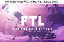 FTL: Advanced Edition PC Mac Linux Game