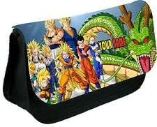 DRAGONBALL Z  PERSONALISED PENCIL CASE