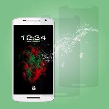 2x Verre Blindé pour la Motorola Moto X jouer de protection feuilleté 9H