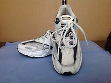 spalding white womens pink and white biomio sports shoes size 8.5
