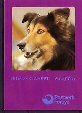 DK - Faroer  Michelnr.Markenheftchen 7 postfrisch