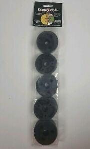Deck2wall Spacer 10PK Deck Ledger Spacer D2W58-10P - Buy More, Save More!!