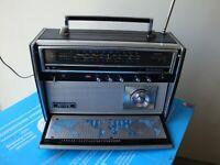 Sony CRF-5090 Radio Receiver Vintage. Great Design. Heavy.