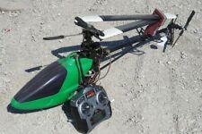 "Vintage X-Cell Helicopter 42"" Carbon Fiber Blades Spektrum DX61 Remote Gas power"