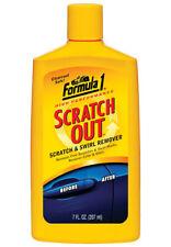 Formula 1 614955 Scratch Out Scratch & Swirl Remover Liquid, 7 Oz. Bottle
