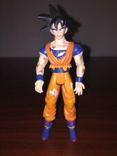 BATTLE DAMAGED GOKU DRAGON BALL Z  DBZ Android Saga 2003 IRWIN JAKKS GT RARE