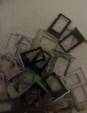 OEM Sim Card Holder Slot Sim Card Tray for iPhone 4, 5, 5S, 5C, 6, 6S, 7, 7+