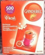 Canderel Nachfüllpackung 500 St Süßstoff Aspartam Tafelsüsse Süsstoff