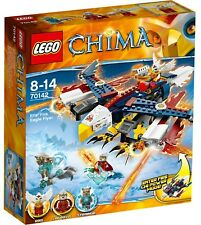 LEGO LEGENDS OF CHIMA 70142 ERSI FIRE EAGLE FLYER * BRAND NEW* DATED 2014