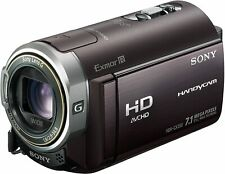 Sony HDR-CX350VE Full-HD Kamera mit 32 GB intern Speicher + 32GB SD Karte. OVP!!
