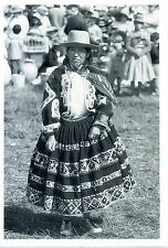 Peru Andes postcards set: 18 photos by Inka descendant