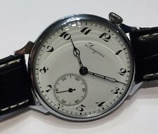 MONTRE BRACELET MECANIQUE LONGINES @ MOUVEMENT GOUSSET RE EMBOITAGE @ WATCH TOP