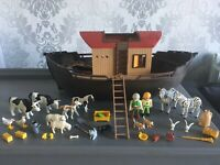 Playmobil Large Noahs Ark~Animals~Accessories