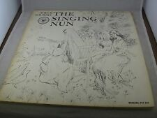 The Singing Nun Soeur Sourire Philips Vintage Record LP