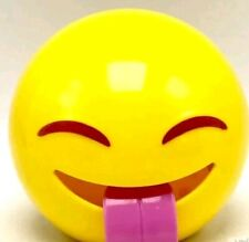 Solar Power Dancing Moji laughing smiley Fase Bobblehead Toys New Free Shipping
