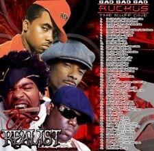 THE REALIST OLD SCHOOL HIP-HOP & RAP MIX CD