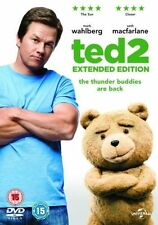 Ted 2 Extended Edition DVD Sealedmark Wahlberg 5053083046965