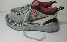 RARE 2008 NIKE WILDWOOD 90 FREE TRAIL YEAR OF THE RAT GRAY ALUMINUM PINK RED 9