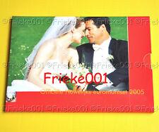 Nederland - Pays-Bas - 2005 BU.(Huwelijksset)