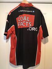 XL JR MOTORSPORTS JRM CoalFacts.org Pit Crew Shirt Chevy NASCAR