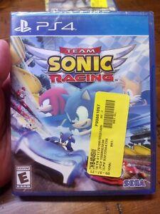 Team Sonic Racing (Sony PlayStation 4)