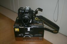NIKON D3300 FOTOCAMERA REFLEX DIGITALE 24 MP + OBIETTIVO NIKON 18-55mm