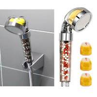 Premium  Filtered Shower Head Vitamin C Bathing Sprayer High Pressure Filter